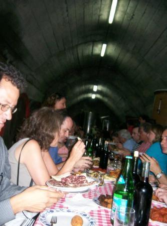 Cetraro, อิตาลี: La cena