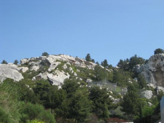 Les Baux de Provence ภาพถ่าย