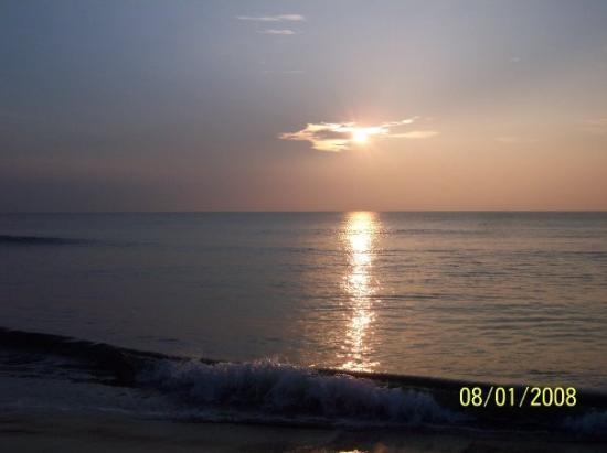 เวอร์จิเนียบีช, เวอร์จิเนีย: sunrise