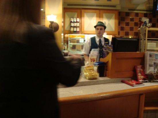แฟรงเกนมัท, มิชิแกน: guy with a sweeto hat