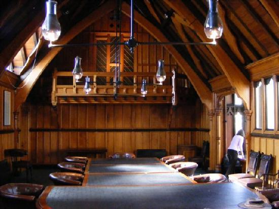 Canterbury Provincial Buildings: Timber Chamber