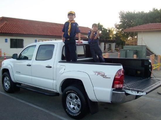 ซานดีเอโก, แคลิฟอร์เนีย: My Kids and My Truck