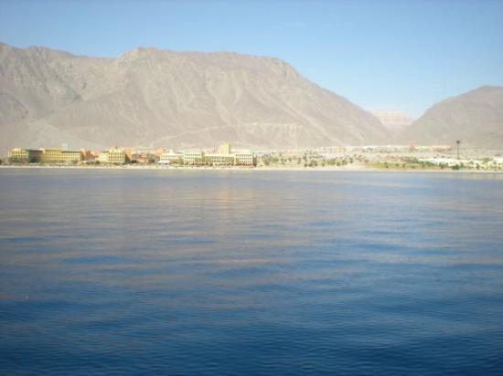 ตาบา, อียิปต์: the resort in full.