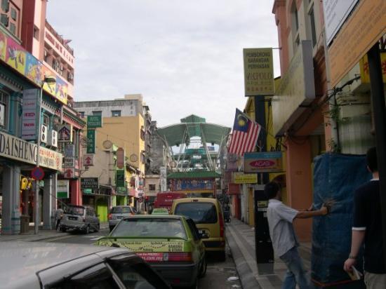 กัวลาลัมเปอร์, มาเลเซีย: Chinatown