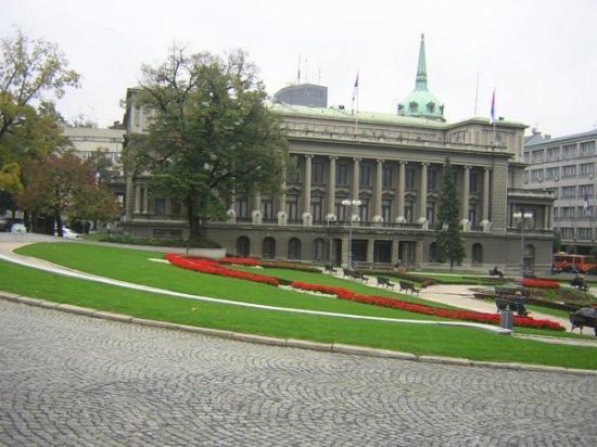 เบลเกรด, เซอร์เบีย: Belgrade, Municipality