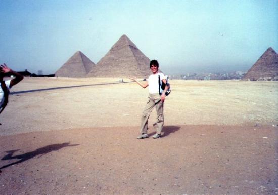 กิซ่า, อียิปต์: Sostengo a Keops