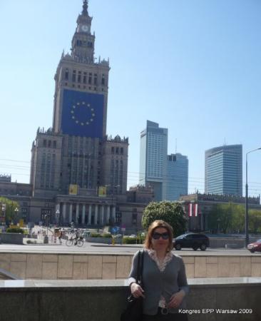 วอร์ซอ, โปแลนด์: European People's Party Warsaw 2009