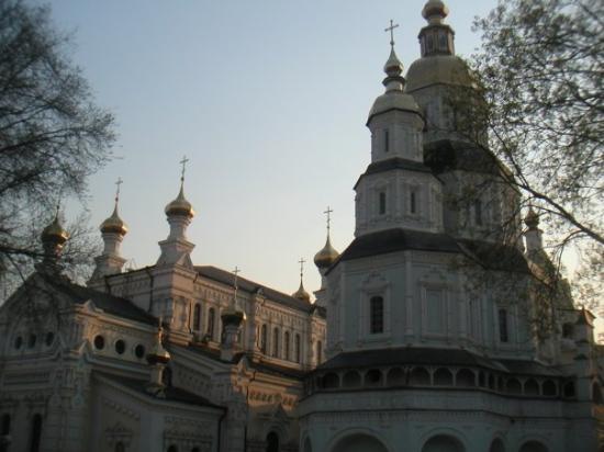 คาร์คิฟ, ยูเครน: Weekend in Kkarkiv...Great monastries in Ukraine