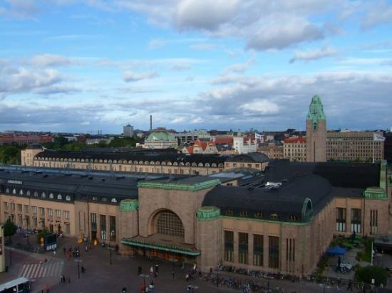 เฮลซิงกิ, ฟินแลนด์: ヘルシンキ中央駅(central station in Helsinki)