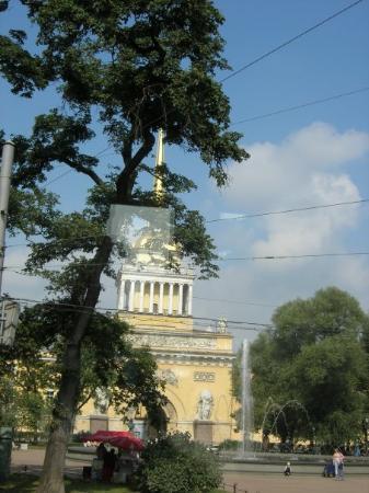 เซนต์ปีเตอร์สเบิร์ก, รัสเซีย: San pietroburgo