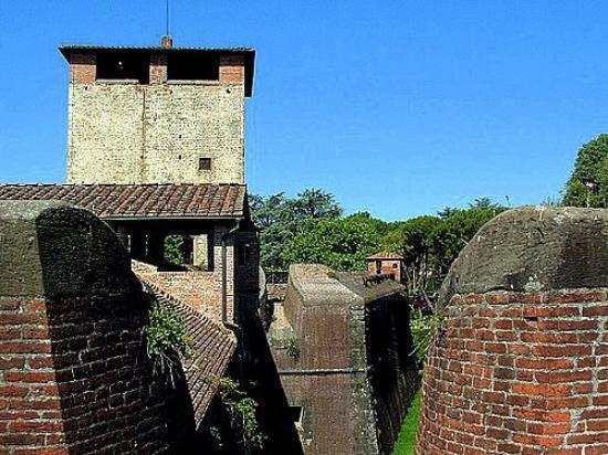 ปีสตอยอา, อิตาลี: Pistoia Fortezza Santa Barbara