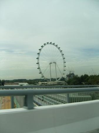 สิงคโปร์ฟลายเยอร์: The singapore flyer