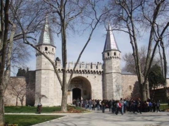 Topkapi Palace- Istanbul
