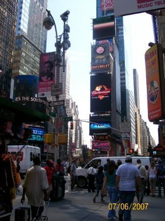 จตุรัสไทม์ส: Times Square