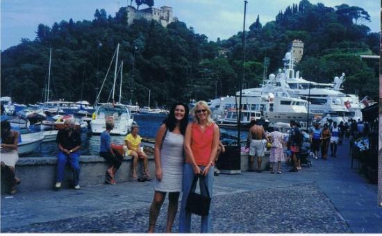 ปอร์โตฟิโน, อิตาลี: italy me and ciara
