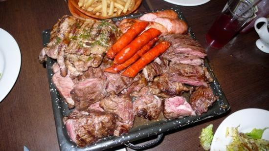 Patagonia Restaurant: : meat before  at Patagonia, coming soon to fatty-chat.blogspot