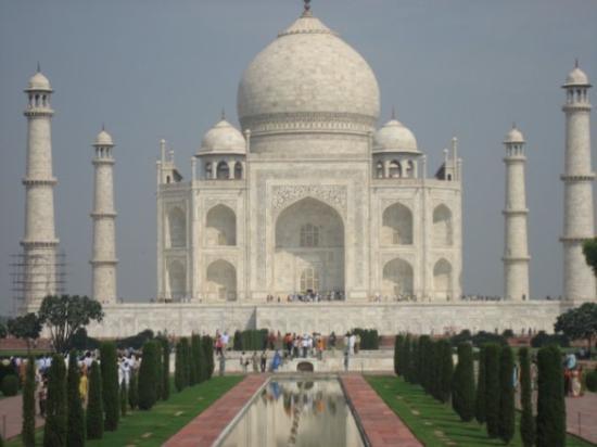 ทัชมาฮาล: Taj Mahal - Agra
