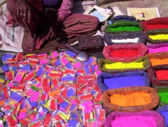 กาฐมาณฑุ, เนปาล: Fotografia tirada nas ruas de Katmandou