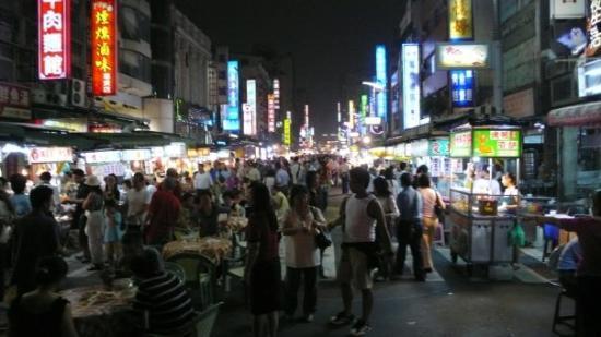 เกาสง, ไต้หวัน: : Luo He night market!