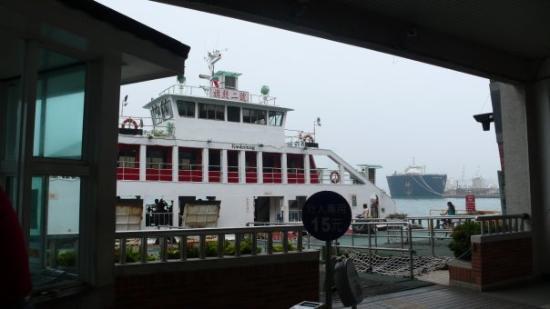เกาสง, ไต้หวัน: : Kaohsiung ferry