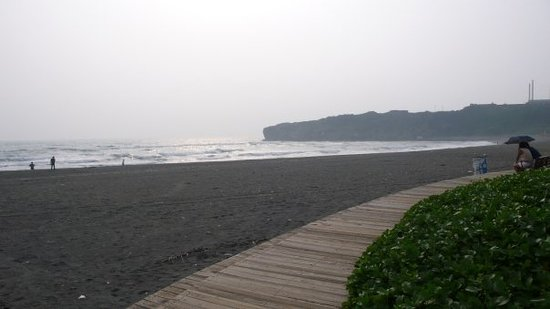 เกาสง, ไต้หวัน: : Chihjin beach