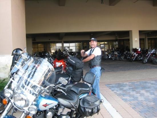 ปานามาซิตี้บีช, ฟลอริด้า: packing up to go