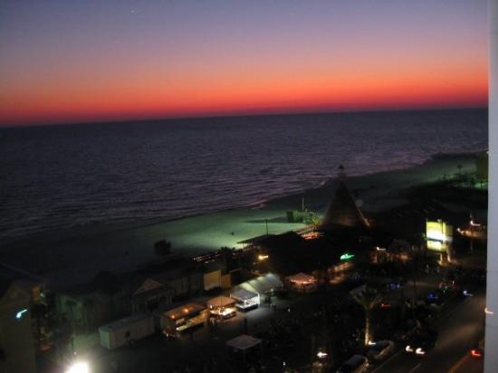 ปานามาซิตี้บีช, ฟลอริด้า: after the sun set