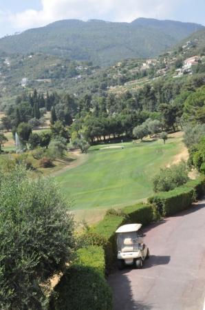 ซานเรโม, อิตาลี: San Remo, Italien Golfcourse
