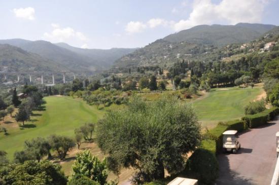 ซานเรโม, อิตาลี: Golfcourse