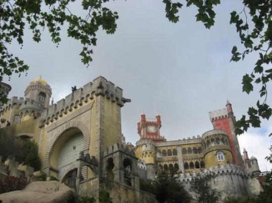 ซินตรา, โปรตุเกส: Palácio Nacional da Pena en Sintra