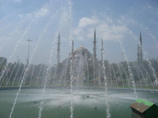 มัสยิดสุลต่านอาห์เมต: Wonders of Istanbul
