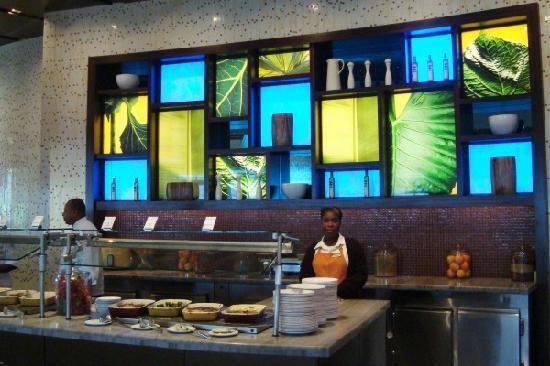 The Cove Atlantis - Mosaic: Mosaic buffet