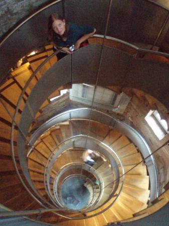 กลาสโกว์, UK: My legs hurt from the concert that was a day before and I had to climb all this stairs.. but it