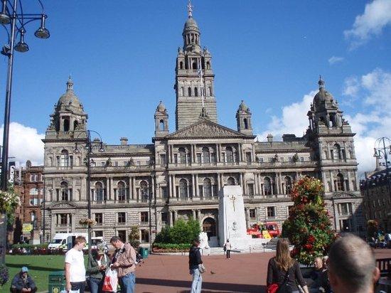 City Chambers: The City hall