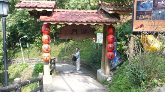 Maokong mountain: : At Yaoyue, one of the many teahouses in Maokong