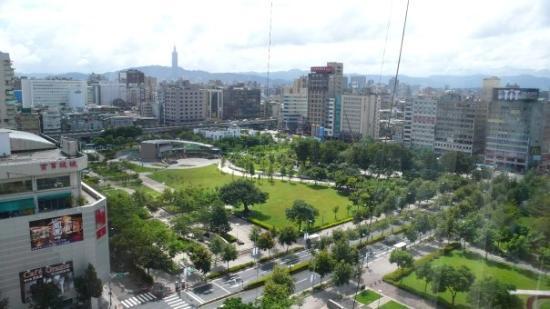 รีเจนท์ ไทเป โฮเต็ล: View from Grand Formosa
