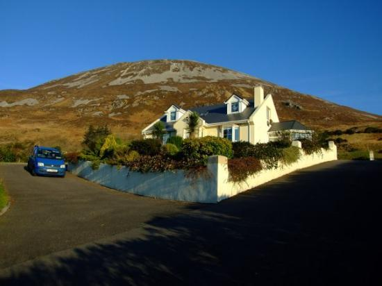 Dunlewey, Irland: B&B Glen heights in Dunlewy