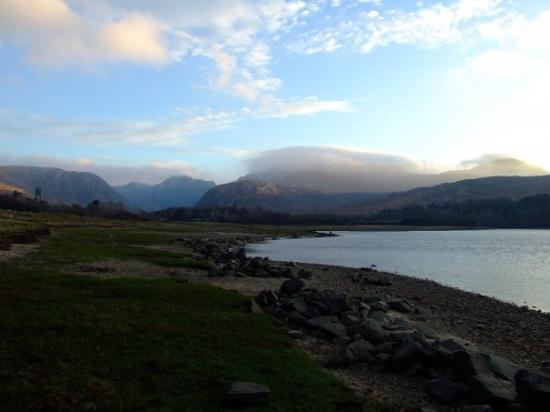 Dunlewey, ไอร์แลนด์: Loch Na Cuige, Dunlewy