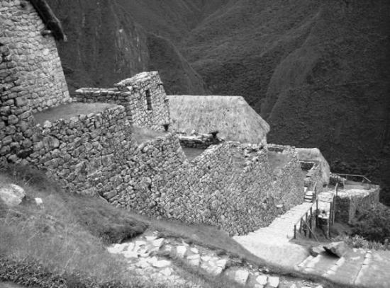 มาชูปิกชู, เปรู: Machu Pichu a PB