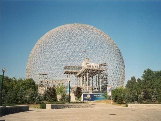 มอนทรีออล, แคนาดา: Biosphere, Montreal