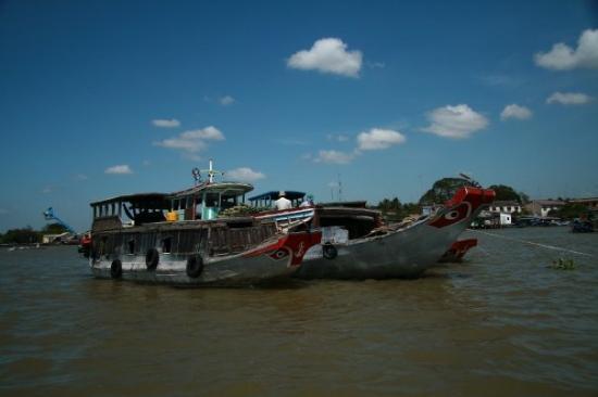 Mekong Delta, เวียดนาม: Mekong-Delta