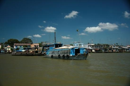 Mekong Delta ภาพถ่าย