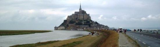 Mont-Saint-Michel, ฝรั่งเศส: KASTRO-NHSI-MONASTHRI ST.MICHEL