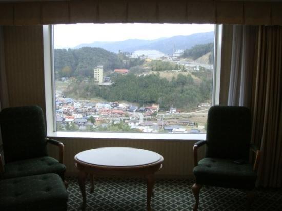 โฮเต็ลแอซโซเซีย ทาคายาม่า รีสอร์ท: Vårt hotellrum
