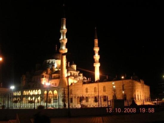 พิพิธภัณฑ์ฮาเจียโซเฟีย: HASTAYIM SANA ISTANBUL