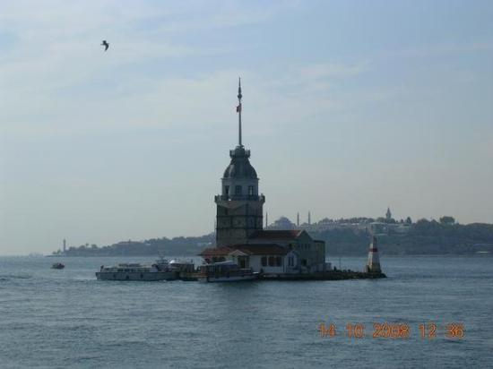 อิสตันบูล, ตุรกี: ISTANBUL/ KIZKULESI
