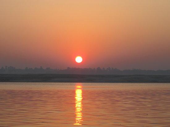 Chandelao Garh: Sunset