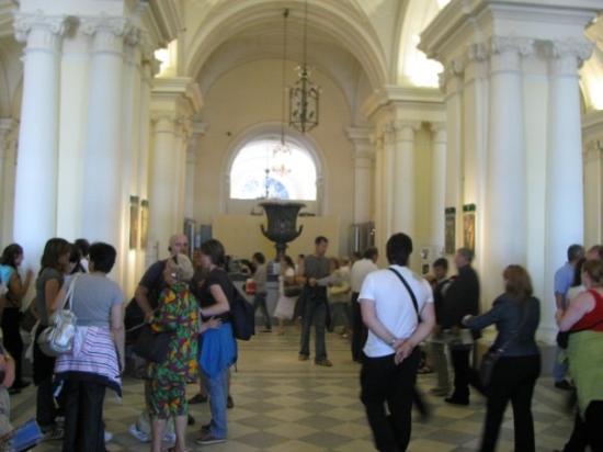 พิพิธภัณฑ์เฮอร์มิทาจและพระราชวังฤดูหนาว ภาพถ่าย