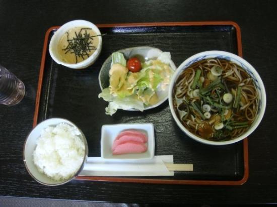 ฮาโกเนะ-มาชิ, ญี่ปุ่น: Pensionär mat