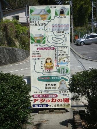 ฮาโกเนะ-มาชิ, ญี่ปุ่น: Vi bestämde oss att ta en promenad uppför berget.